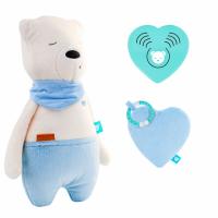 Ursulet myHummy Sam Premium + cu aplicatie pentru mobil si senzor de somn