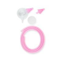 Set accesorii aspirator nazal electric Nosiboo Pro roz