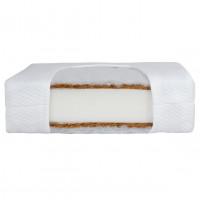 Saltea Fiki Miki Cocos Spuma Poliuretanica Cocos Lux Prestige Line 120/60/11 cm