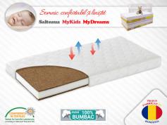 Saltea Fibra Cocos MyKids MyDreams II 160x70x10 (cm)