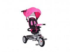 Tricicleta copii Moni Flexy Plus Roz