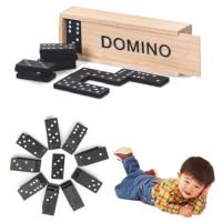 Domino lemn