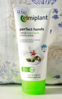 Crema hidratanta pentru maini cu iaurt& migdale, Elmiplant Perfect Hands, 100 ml