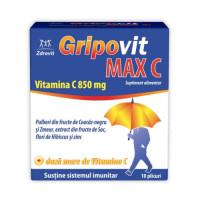 Gripovit Max C plicuri