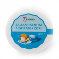 Balsam esential respirator copii- Enatura 50ml