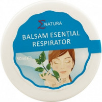 Balsam esential respirator adulti 50ml, ENatura