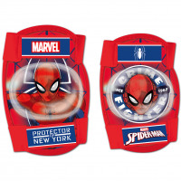 Set protectie Cotiere Genunchiere Spiderman Seven SV9063