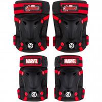 Set protectie Skate Cotiere Genunchiere si Incheieturi Avengers Seven SV9066