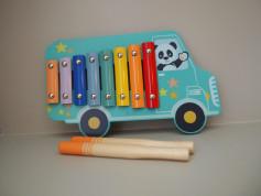 Studio Circus Xilofon Happy Bus