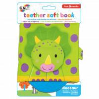 Soft book - Carticica moale Dinozaur