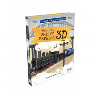 Puzzle 3D - Orient Express