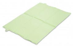 Saltea de infasat pliabila Sensillo 40x58 cm Verde