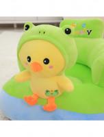 Fotoliu bebelusi pui verde 2