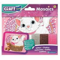 Mini mozaic - Pisicuta