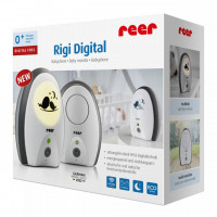 Monitor digital pentru bebelusi Rigi Digital Reer 50070